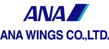 Logo of ANA Wings