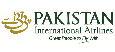 Logo of PIA - Pakistan International Airlines