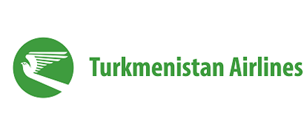 Logo of Turkmenistan Airlines