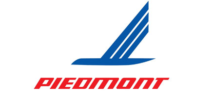 Logo of Piedmont Airlines
