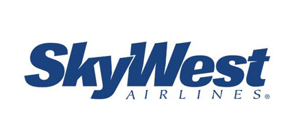 Logo of SkyWest Airlines