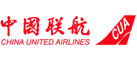 Logo of China United Airlines