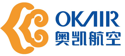 Logo of Okay Airways