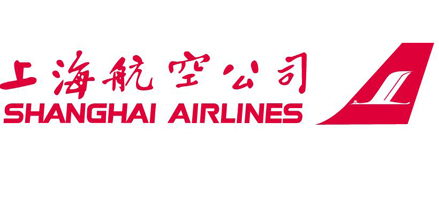 Logo of Shanghai Airlines