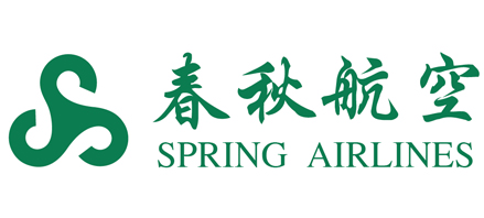 Logo of Spring Airlines