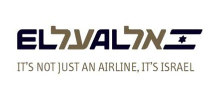 Logo of El Al Israel Airlines