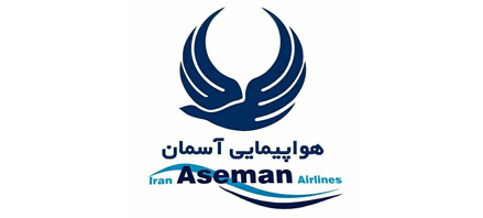 Logo of Iran Aseman Airlines