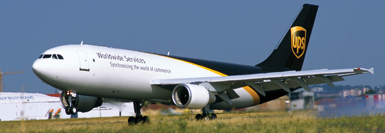 UPS Airlines Airbus A300-600F