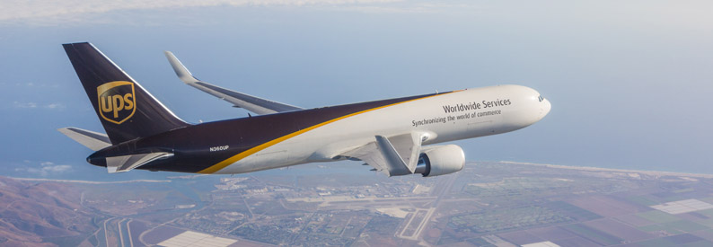 UPS Airlines Boeing 767-300F
