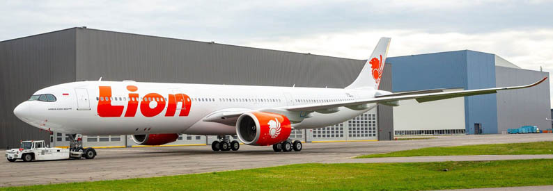 Thai Lion Air ends widebody operations