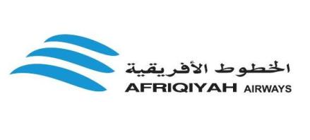Logo of Afriqiyah Airways