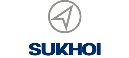 Logo of Sukhoi Civil Aircraft