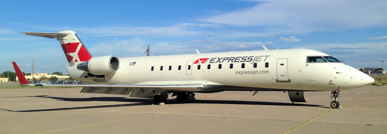 ExpressJet Airlines Bombardier CRJ200