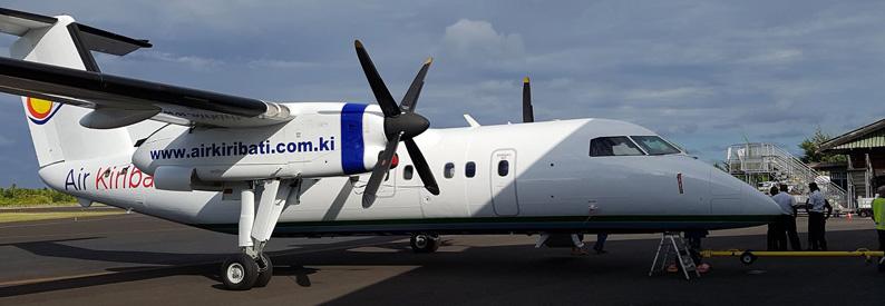 Resultado de imagen para Air Kiribati Dash 8-100