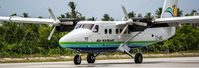 Air Kiribati Us Firm In Court Over Sour Twin Otter Casa