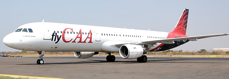 flyCAA Airbus A321-200