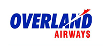 Logo of Overland Airways