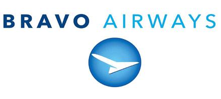 Bravo airways ukraine ch aviation logo of bravo airways ukraine publicscrutiny Images