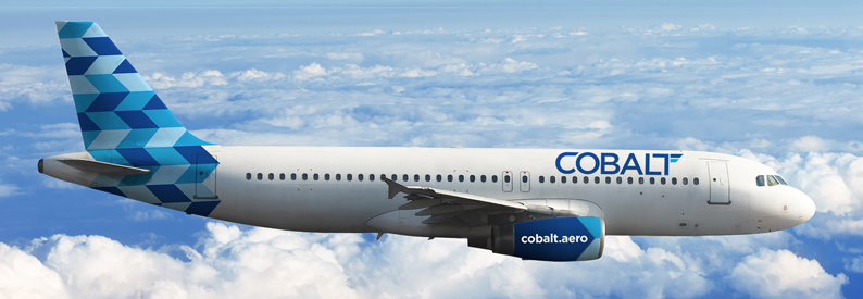 Illustration of Cobalt Airbus A320-200
