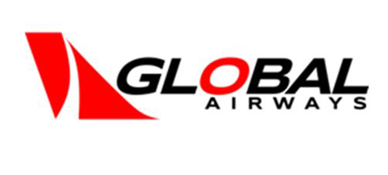 Logo of Global Airways
