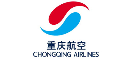 Logo of Chongqing Airlines