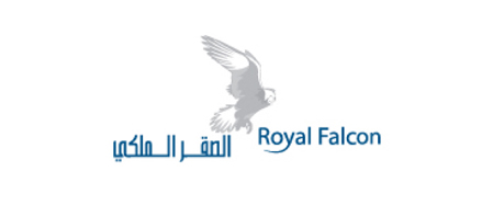 Logo of Royal Falcon