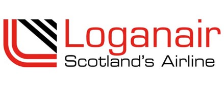 Logo of Loganair