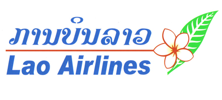 Logo of Lao Airlines