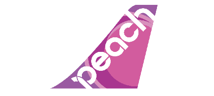 Logo of Peach Aviation