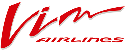 Logo of VIM Airlines