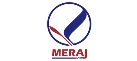 Logo of Meraj Air