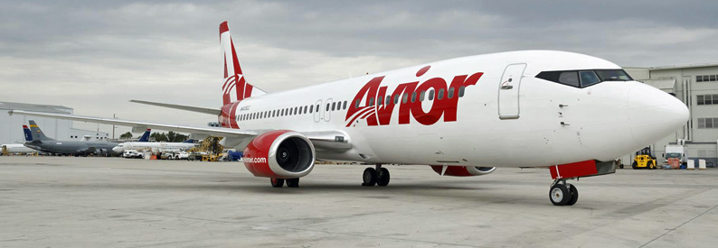 Avior Airlines Boeing 737-400