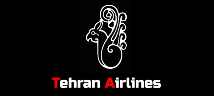 Logo of Tehran Airlines
