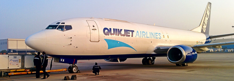 Quikjet Airlines Boeing 737-400F