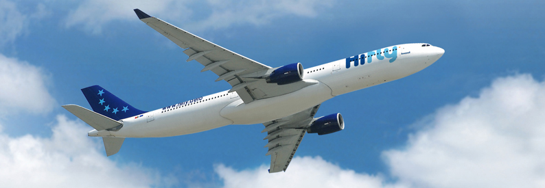Hi Fly Airbus A330-300