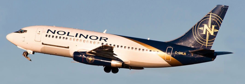 Nolinor Aviation Boeing 737-200QC