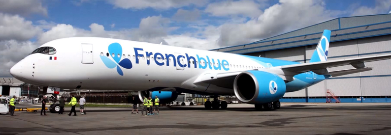 French Blue Airbus A350-900