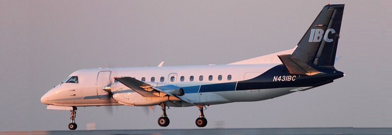 IBC Airways Saab 340A