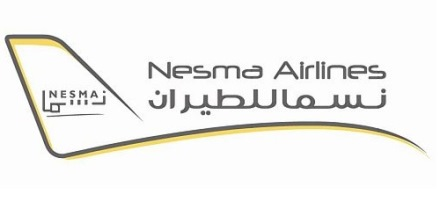 Logo of Nesma Airlines