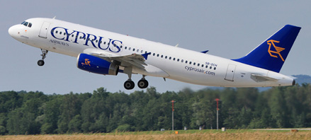 Cyprus Airways Airbus A330-200