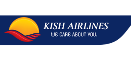 Logo of Kish Air