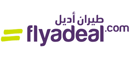 Logo of flyadeal