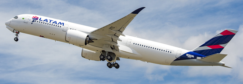 LATAM Airlines Group looks to relinquish 19 aircraft