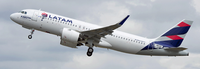 LATAM Airlines Brasil Airbus A320neo