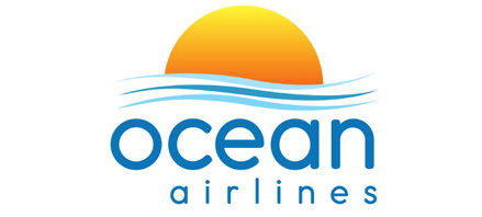 Logo of Ocean Airlines (Somalia)