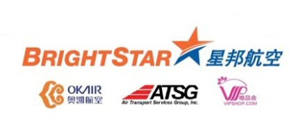 Logo of BrightStar Express Airlines