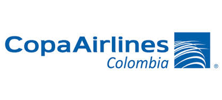 Logo of Copa Airlines Colombia
