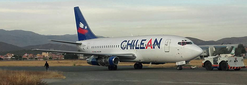 Chilean Airways Boeing 737-200
