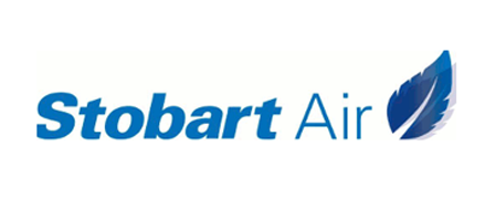 Logo of Stobart Air