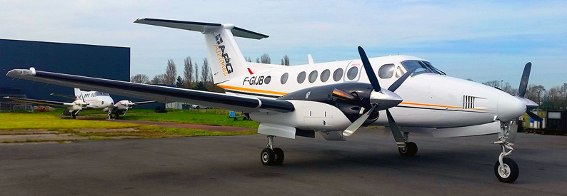 APG Airlines Beech 200 Super King Air